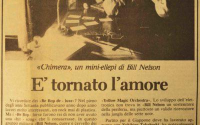 12.08.1983. Bill Nelson